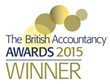 British Accountancy Awards 2015