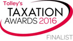 Taxation Awards 2016 Finalist