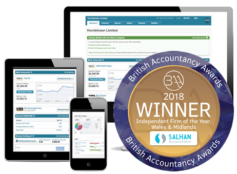 straightforward, affordable online accountancy solution