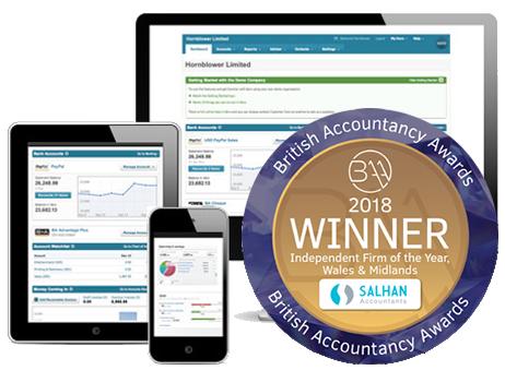straightforward, affordable online accountancy solution